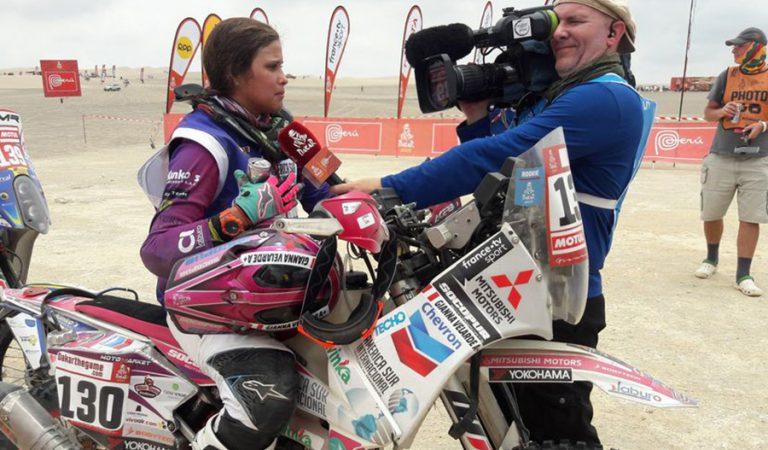 Embajadores Betsafe: Gianna Velarde pilotea el reto de las apuestas deportivas