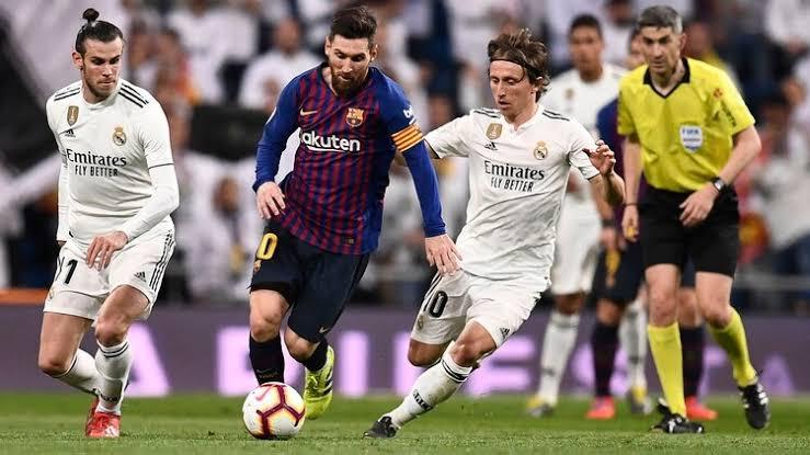 Palpitando el Clásico de la Liga española