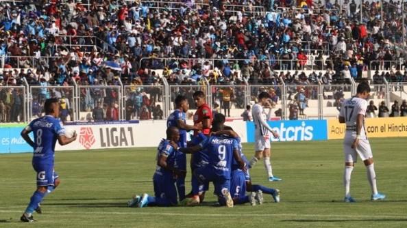 La Liga 1 Perú: Final Alianza Lima vs Binacional