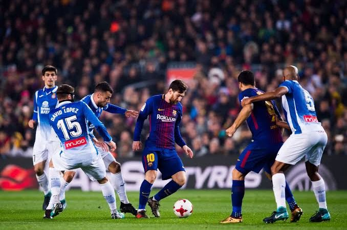 La Liga española hoy pronóstico Espanyol vs Barcelona
