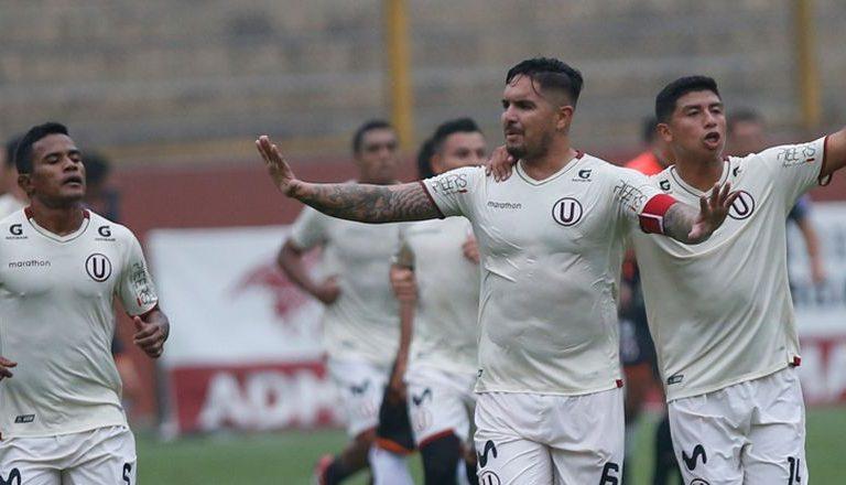 Fútbol Perú hoy: Universitario vs César Vallejo