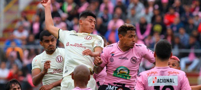 Sport Boys vs Universitario