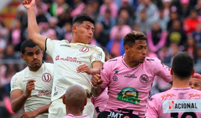 Partidazo en la liga peruana: Sport Boys vs Universitario
